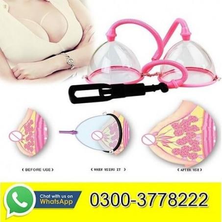 Breast Enlargement Pump In Pakistan