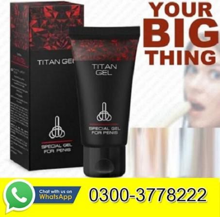 Titan Gel In Pakistan