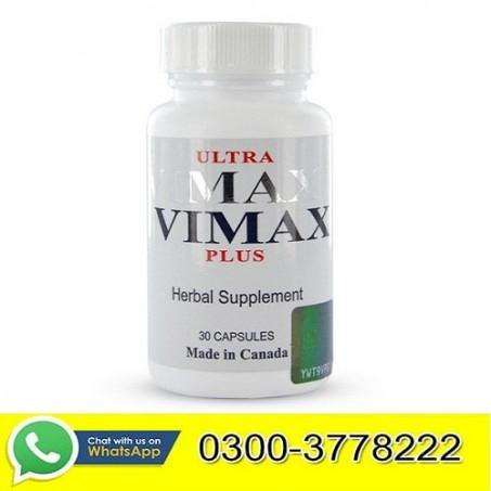 Ultra Vimax Plus In Pakistan