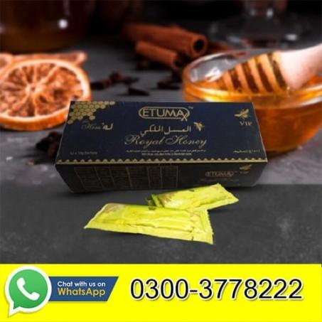 Etumax Royal Honey For VIP 1 Sacte in Pakistan