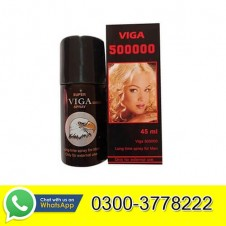 Super Viga 500000 Strong Delay Spray
